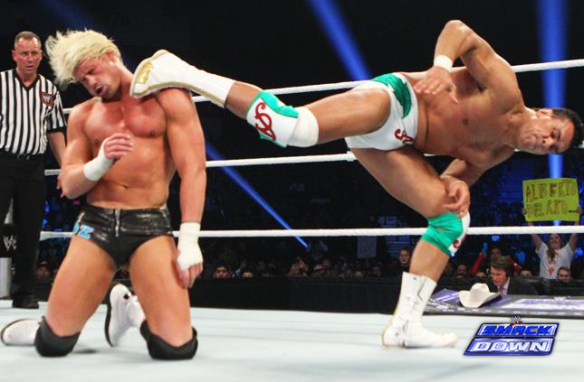 Dolph, you look like you're having trouble hearing me hombre, let me turn your hearing aid up with the manual assistance of my foot...essay