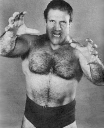 A wee photo of Bruno Sammartino air grabbing some titties to break up all this text aye? Aye sound.