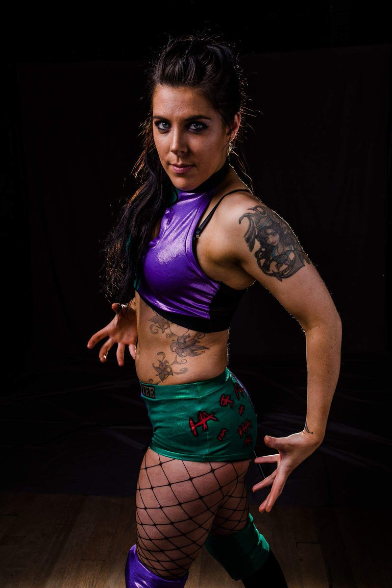 an interview with icw women's champion kasey |